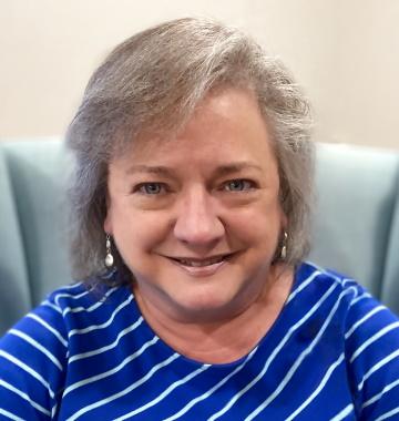 Dr. Donna Jones, Ph.D., LPC, NCC